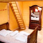 La 3e chambre avec mezzanine