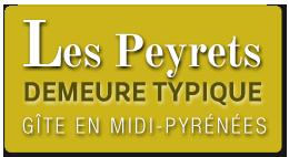 Gîte Les Peyrets en Midi-Pyrénées